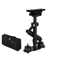 Ручной Стабилизатор камеры видео камера стабилизатор фотографии с сумкой