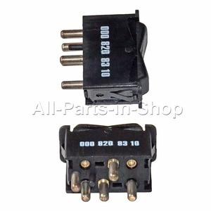 Ap02 para mercedes-benz c123 coletor/s123 s124 combi/w126 c126 s-class/w201 190/s124 w210 e-class/sl r107/w123 novos interruptores de janela