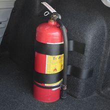 Автомобильный держатель для хранения огнетушителя с фиксированным ремнем, ремень безопасности для Lada Granta Largus Kalina