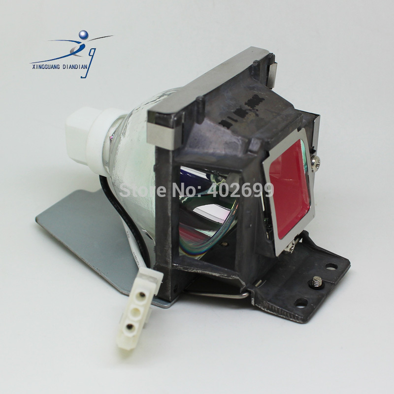 Фото Original MP525 MP525ST MX501 MP515 MP515S MP515ST projector lamp bulb 5J.J0A05.001 with housing. Купить в РФ
