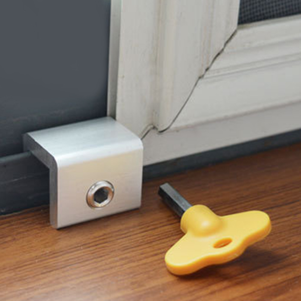8PCS/Sets Home Office Safety window Lock Adjustable ...