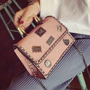 Image 1 - Vintage tasche für Frauen Schulter Tasche Frauen Messenger Taschen Handtasche Designer Bolsas Feminina