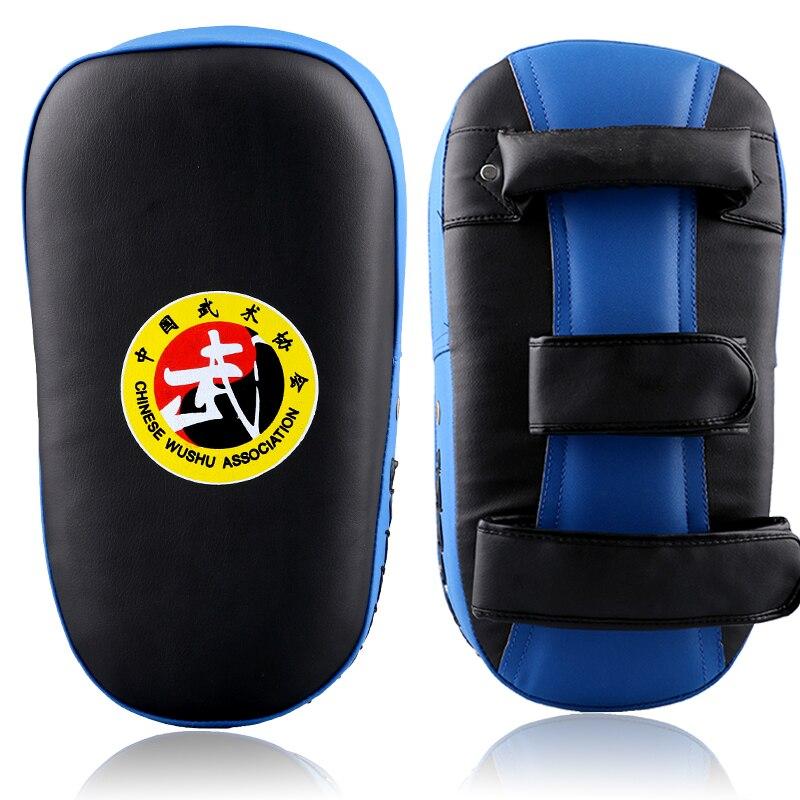 Heavy Muay Thai Karate MMA Taekwondo Boxing Target Focus Kick Punch Shield Pad