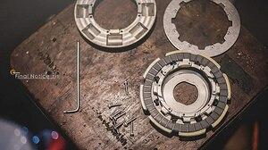 Image 5 - Reveno moto embrayage sec embrayage moteur embrayage pour Honda pcx 150 pcx lead 125 YAMAHA NMAX NVX AEROX155
