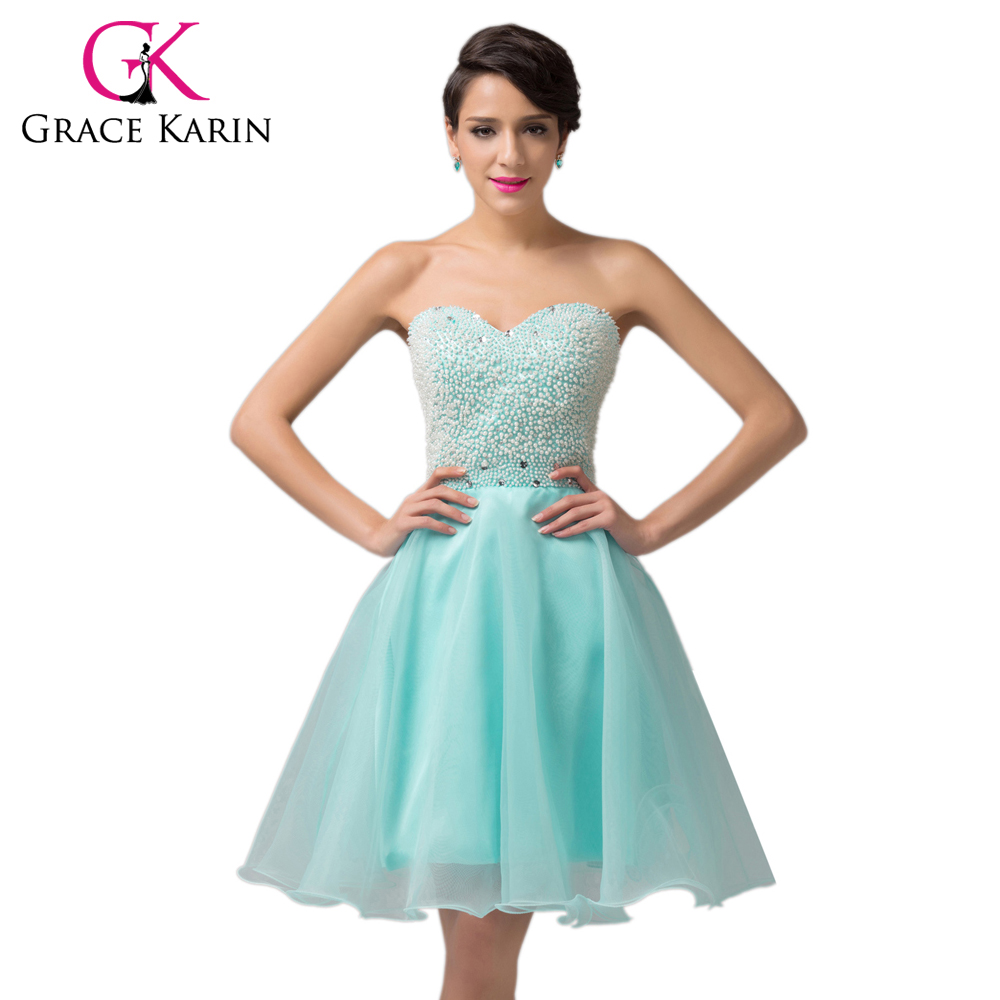 Short Prom Dresses On Clearance - Plus Size Tops