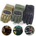 Новая Военная Тактическая Полный Палец Перчатки Защитные Перчатки Для Спорта На Открытом Воздухе Охота Велоспорт Пейнтбол Airsoft CS Тактические Перчатки