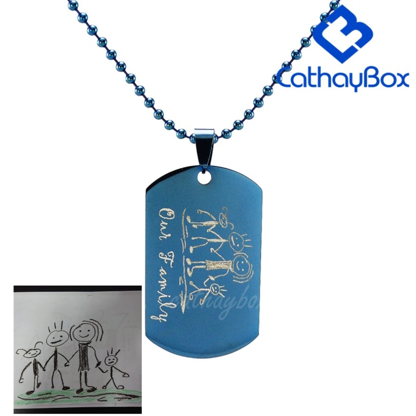 Pendant Necklace Personalized