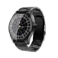 Blood pressure heart rate monitor men's smart watch DT19 color screen waterproof Bluetooth smart watch pedometer dial