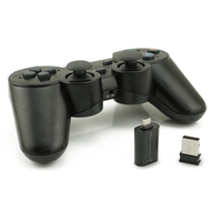 Android Wireless Gamepad For Android Phone/PC/PS3/TV Box Joystick 2.4G Joypad Game Controller For Xiaomi Smart Phone 5