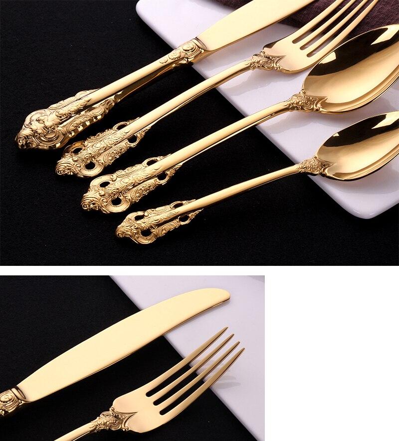 God cutlery set  (9)
