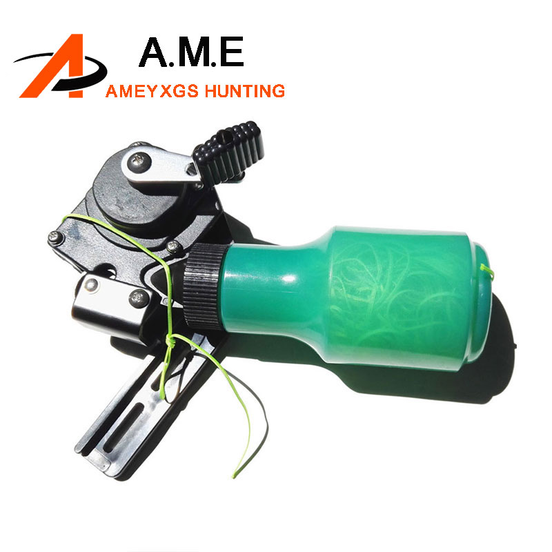 Archery Bow Fishing Products Arrow Reel Spincast Reel Slingshot Recurve Compound Bow Shooting Arrow Hunting Bowfishing Rope shooting bow fishing slingshot catapult hunting set with reel spincast gear ratio 3 3 1