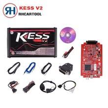 2017 beste Ktag K TAG V7.020 KESS V2 V5.017 SW V2.23 meister ECU Chip Tuning Tool KESS 5,017 Red PCB Online Unbegrenzte Tokens