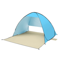 Foldable Quick Automic Opening Beach Tent Fishing Tents Waterproof UV Protection Camping Sun Shelter ZJ55