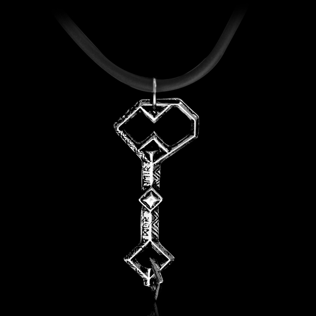 Collier viking Thorin  3