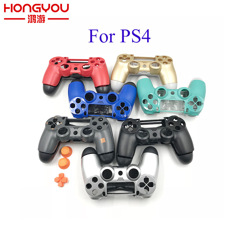 Replace JDM-001 Controller Housing Shell for Playstation 4 PS4 Controller Front Cover Front Back Shell Case стоимость