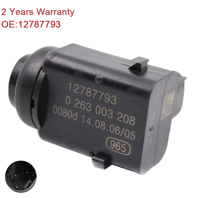 YAOPEI NEW PDC Parking Sensor 12787793 For Opel, For Saab 9-3 VECTRA C VAUXHALL ASTRA For ZAFIRA AUTO SENSOR 0263003172
