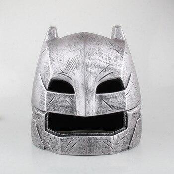 New hot sale Batman v Superman: Dawn of Justice COS Bata Batman Action figure Helmet 23CM PVC gift for children free shipping