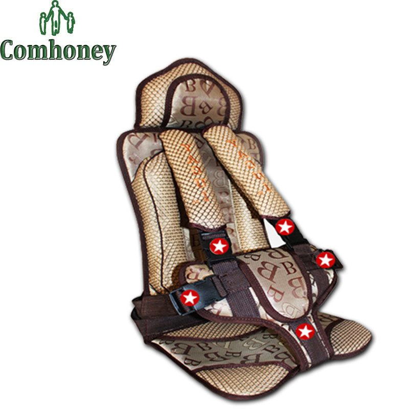 baby car safety seats adjustable kids children cushion infant booster seat cover for cars protection auto