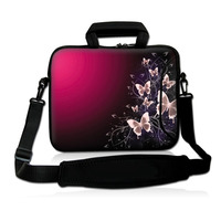 Pink 14 15 15 4 15 6 Noble Laptop Notebook Shoulder Traveling Hand Carry Bag Sleeve