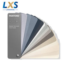 Pantone Color Guide TPM FHI Metallic Shimmers Color Guide 200 Colors FHIP310N(China)