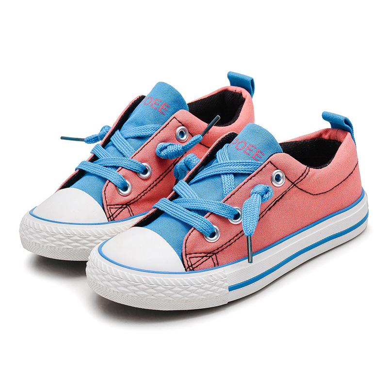 2019 Spring Kids Shoes for Girls Children Canvas Shoes Candy Color Kids Sports Casual Sneakers Patchwork Teenage Flat Shoes2019 Spring Kids Shoes for Girls Children Canvas Shoes Candy Color Kids Sports Casual Sneakers Patchwork Teenage Flat Shoes