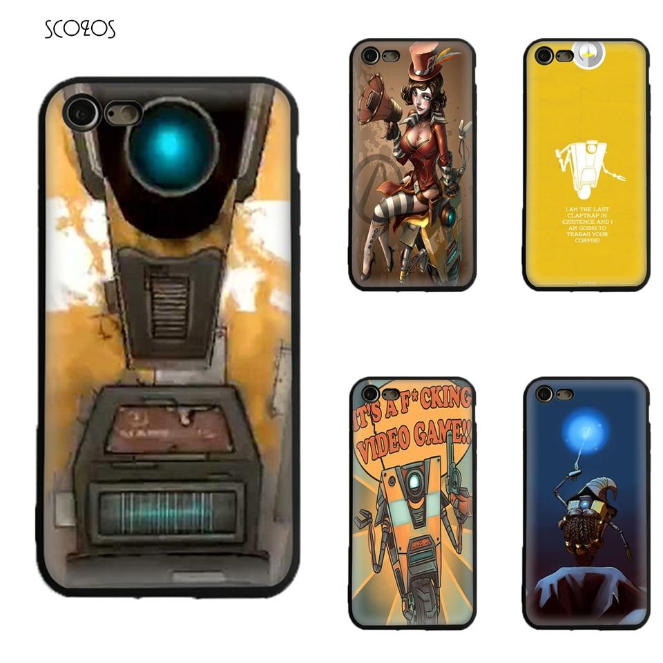 claptrap borderlands iphone case