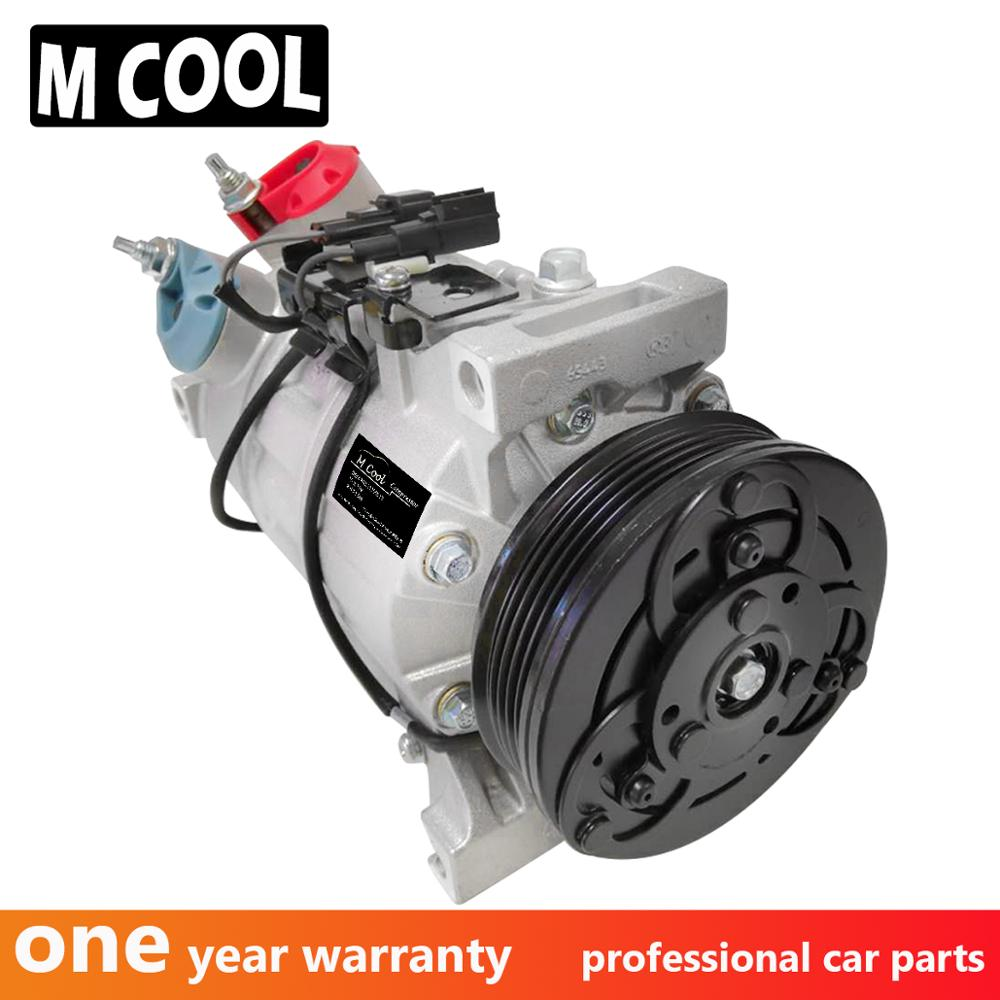 Ac Compressor For Ford Mondeo S Max 2.5 For Volvo S80 V70 XC60 XC70 XC90 Car Air Compressor 31250519 <font><b>30780443</b></font> 5060410423 image