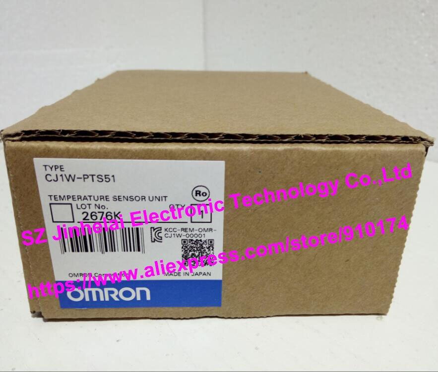 Новое и оригинальное cj1w pts51 Omron Температура блок датчика