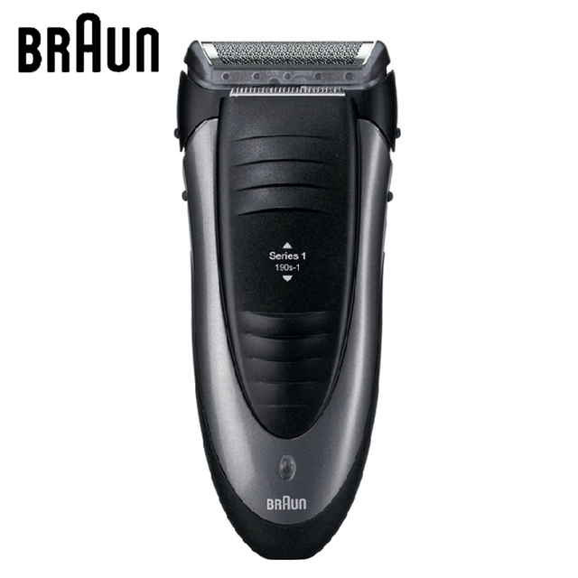 Safety Electric Shaving Razor Original Germany Braun 190s-1 men's  washable Electric shaver Razor rechargeable reciprocating