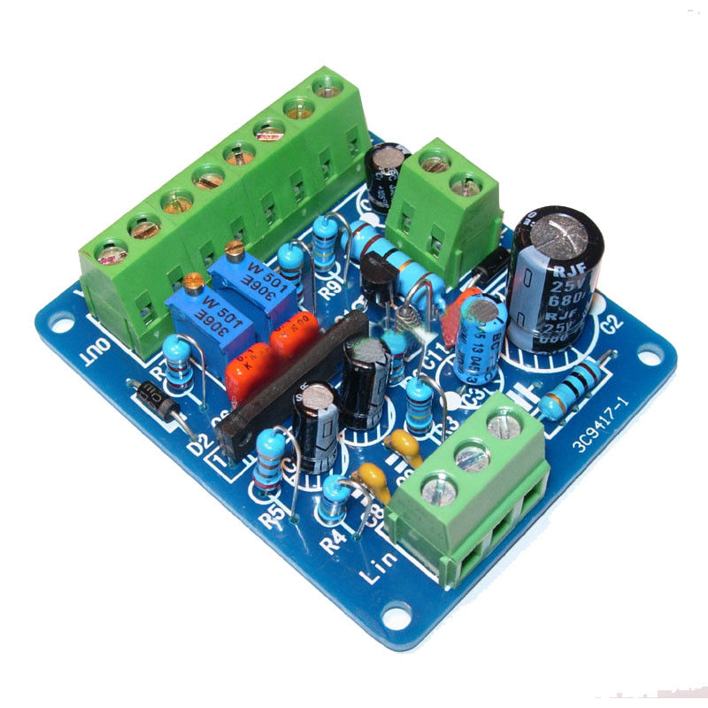 купить DC12V VU Meter Driver Board DB Audio Power Amplifier Level Meter Drive Module 500UA sensitivity 3dB position Motor Controller по цене 516.74 рублей