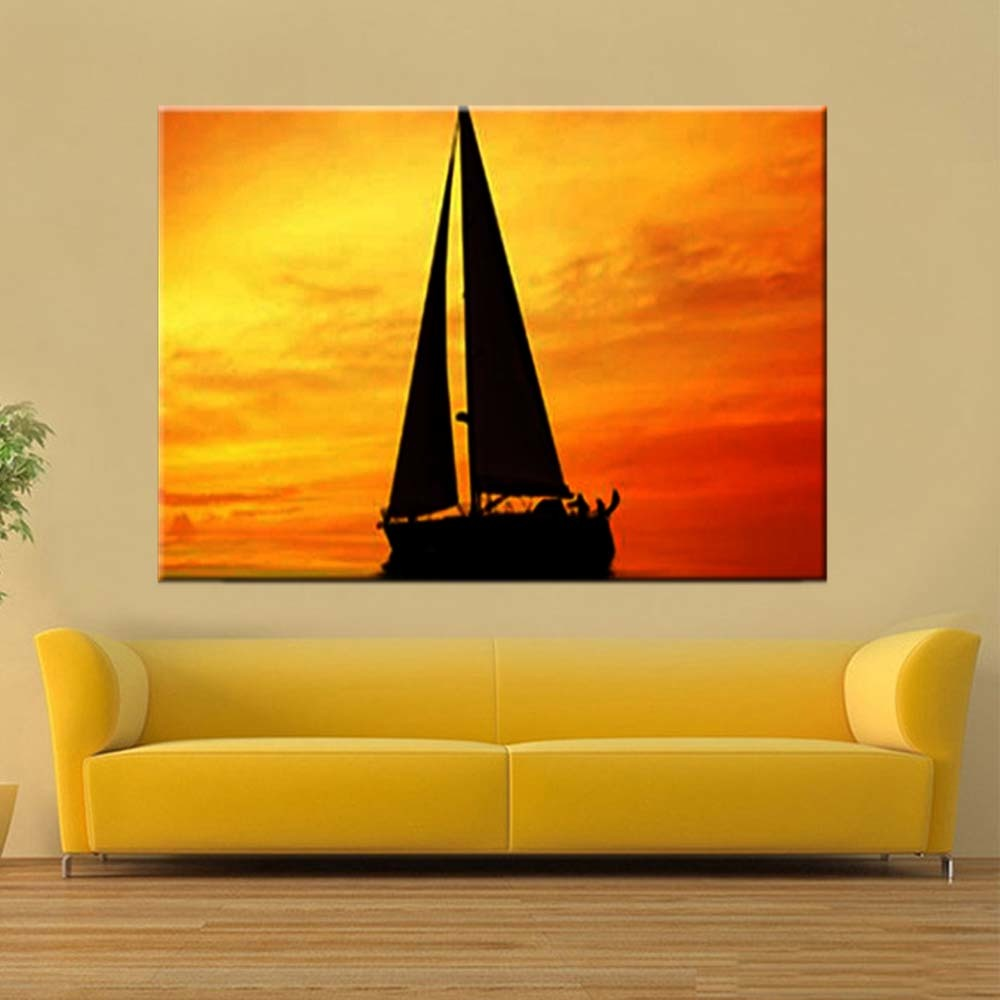 Cool Sailboat Wall Art Gallery - The Wall Art Decorations ...
