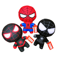 Marvel Spider-Man Plush Toy Heroes Expedition Plush Doll pp Cotton Filled Doll Child Doll Movie Character Action Model