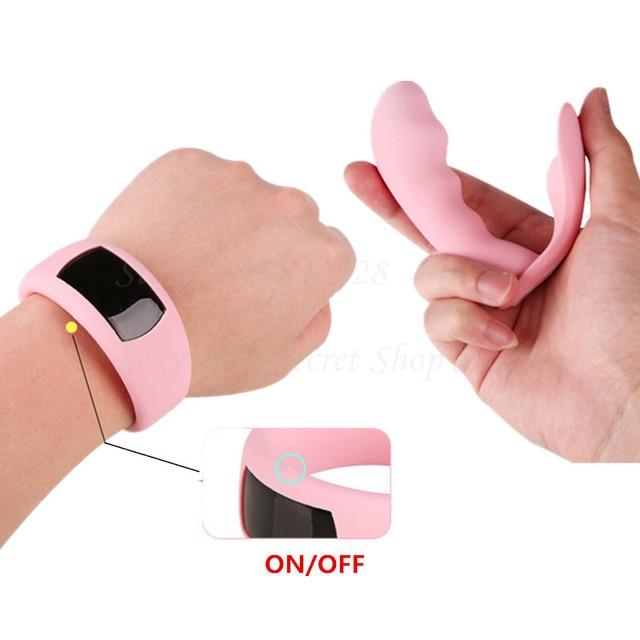 Wireless Remote Control Vibrating Panties Vibrator G Spot Clitoris Massager Strapon Dildo Sex Machine Erotic Sex Toys For Woman
