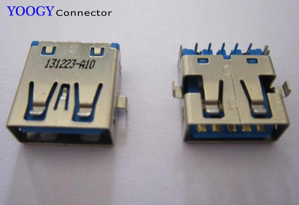 USB3.0 נקבה מחבר fit עבור Toshiba לווין E305 P55 P55T, האם מחשב נייד סדרת HP 13-C 13-C002DX 3.0 שקע usb prot