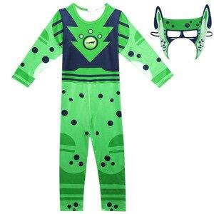 Image 3 - Wild Kratts Costume Creature Power Suit Kids Halloween Fancy Dress Wild Kratts cosplay costumes