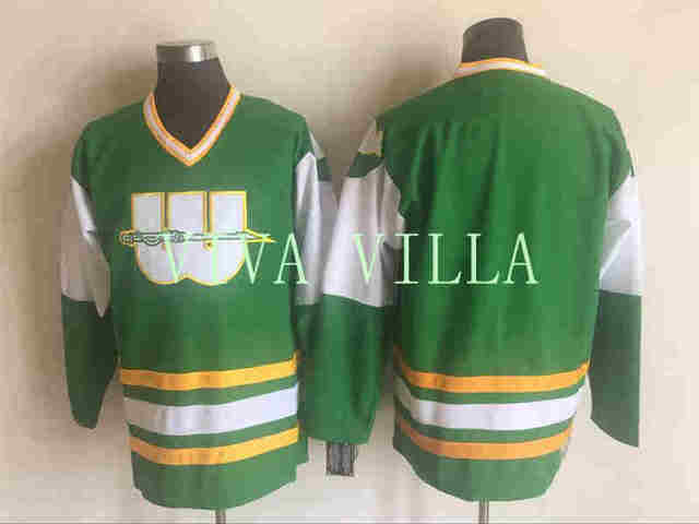 ... australia hartford whalers jersey blank hockey jersey green throwback ice  hockey jersey 240ac aa435 112b9ce58