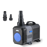 NCFAQUA Amphibious ECO Pond Pump Submersible Aquarium Water Pump for Fish Tank Water Feature Garden Pond Frequency Pump 16000L/h