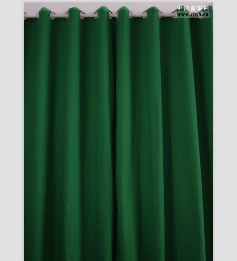 Customize Canvas Fitting Room Curtain Thickening Dodechedron Solid Color 1m WideXhigh
