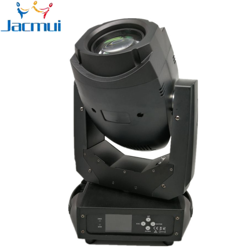 new christmas disco lighting 200w gobo beam wash 3in1 led moving head light for stage night club bar