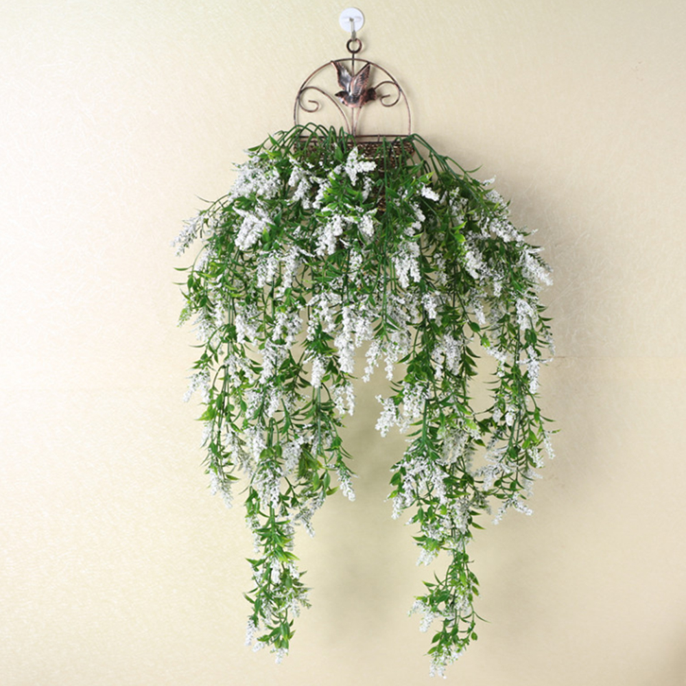 Real Touch Artificial Wall Hanging Plant Artificial Pine ...