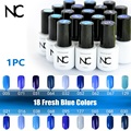 2017 Hot Sale Elegant Fresh Bluesky Lacquers Shining Colorful Soak-off 5ml a Magnet for Gel Varnish Cody Nails Gel Professional