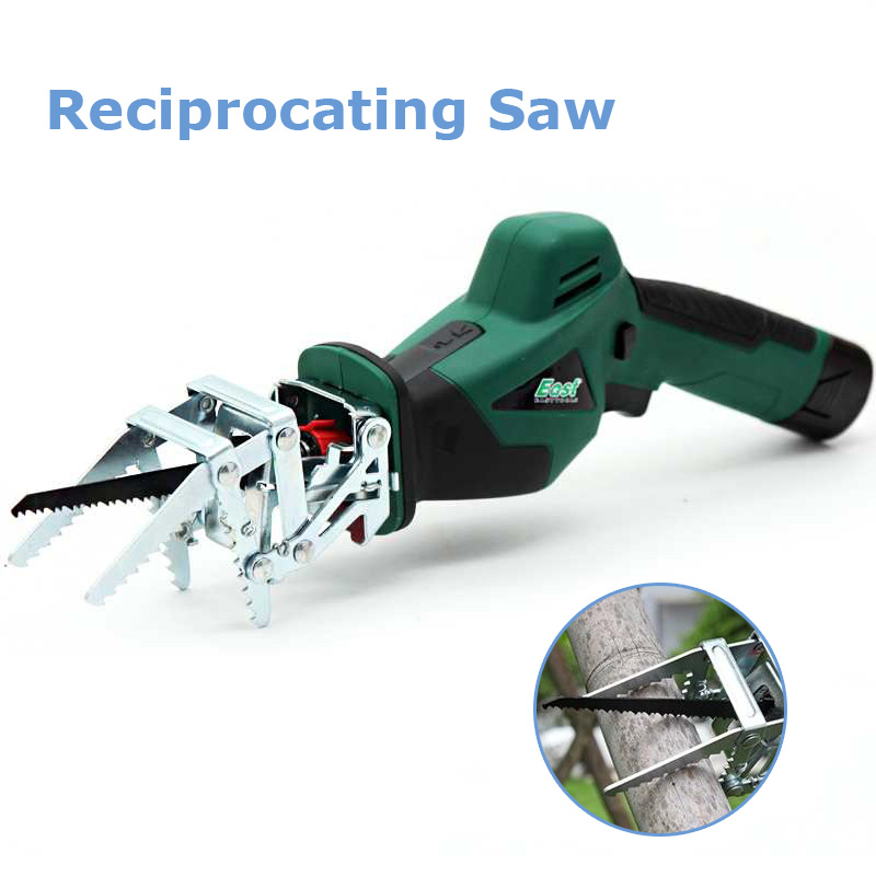 Rechargeable Reciprocating Saw Electric Handheld Recycling Sawmill Woos Cutting Tools ET1510