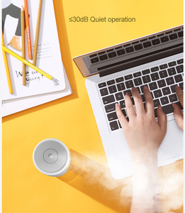 Image 5 - Xiaomi Deerma Mini USB Ultrasonic Mist Humidifier Aroma Essential Oil Diffuser น้ำมันหอมระเหยเครื่องฟอกอากาศสำหรับ Office Home