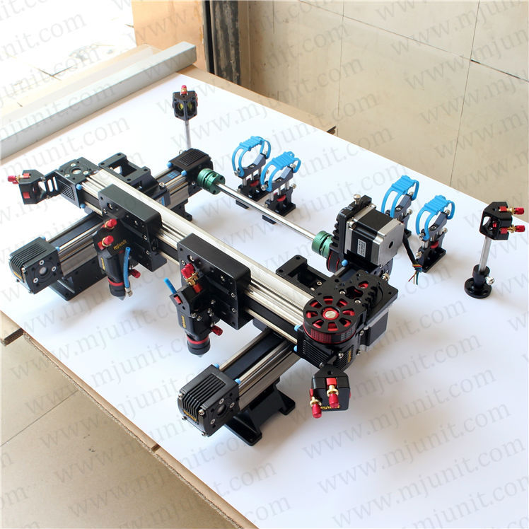 belt drive Linear bearing/ Rail Assembly for CNC/CO2 laser engraving cutting machine