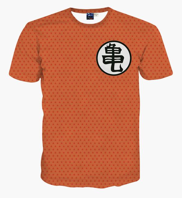 Dragon Ball Shirt ( 4 styles )