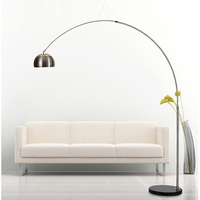Modern fishing floor lamp bedroom hotel lighting reading lighting Eye protection lamp modern floor lamps for living room