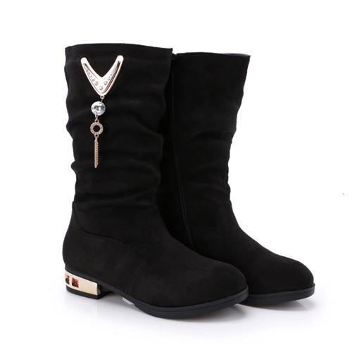 Aliexpress.com : Buy Winter new children boots girls boots child ...
