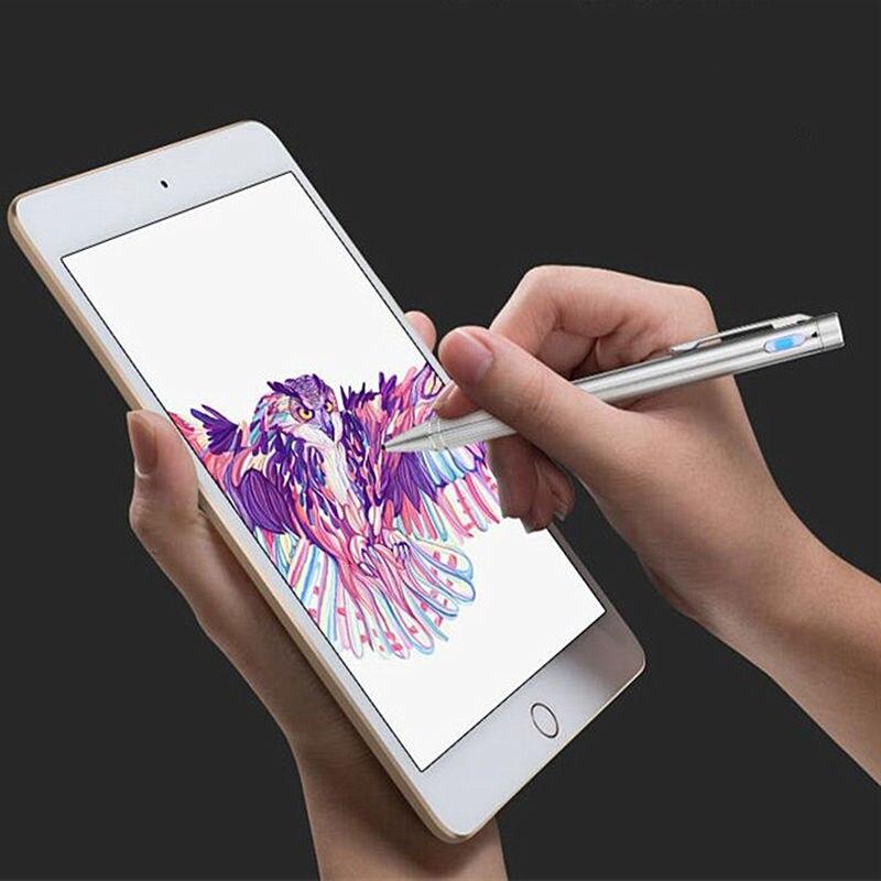 Stylet actif Capacitif Écran Tactile Pour Apple iPad mini 4 3 2 1 mini4 ipad mini3 mini2 Stylet Tablette haute précision PLUME 1.4mm