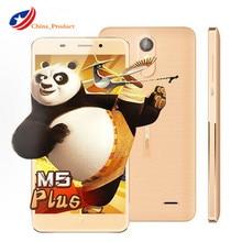 Новый leagoo M5 плюс 4 г LTE мобильный телефон 5.5 дюймов HD MTK6737 Quad Core Android 6.0 16 ГБ Встроенная память OTG отпечатков пальцев Смартфон