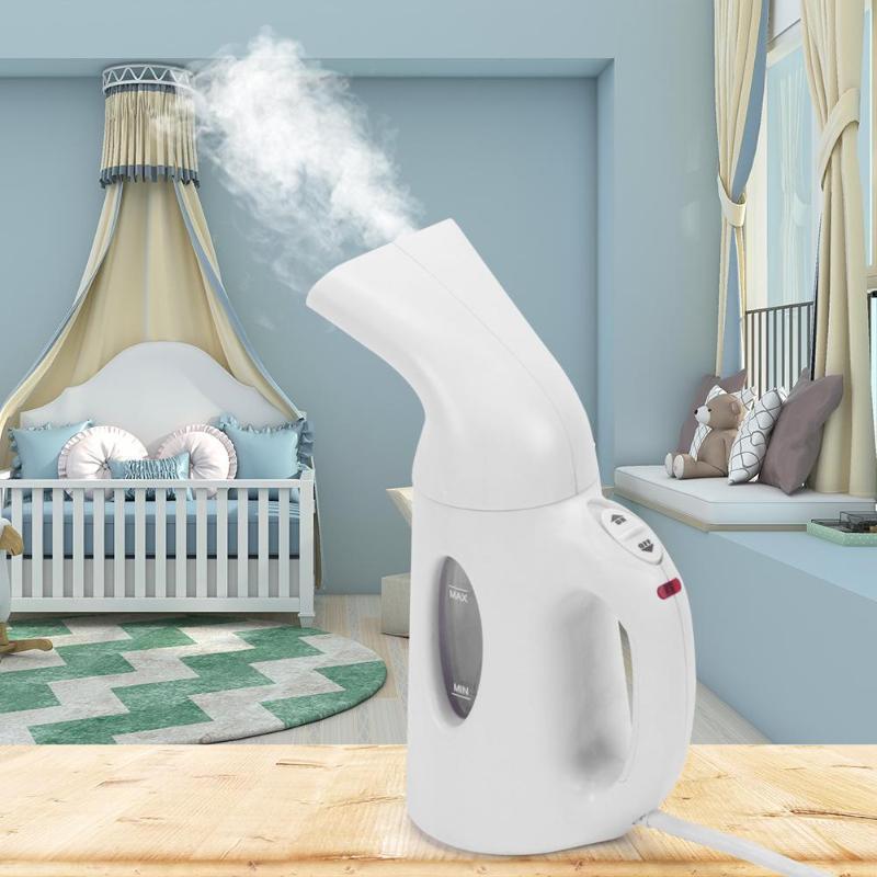 850 W/60Hz Mini plancha de vapor de mano cepillo de limpieza en seco ropa de hogar electrodoméstico vaporizador de ropa portátil
